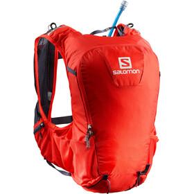 Salomon Skin Pro 15 Bag Set Fiery Red/Graphite